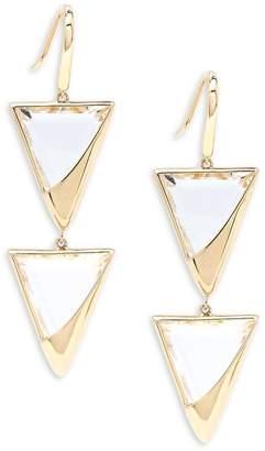 Lana Women's 14K Yellow Gold Earrings