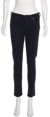 Citizens of Humanity Mid-Rise Skinny Jeans