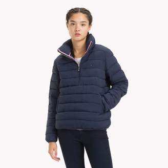 Tommy Hilfiger Hooded Popover Puffer