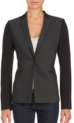 Diamond Tailored Jacket $168 thestylecure.com