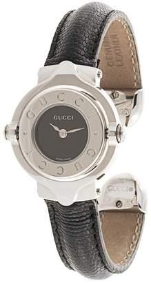 Gucci Pre-Owned cuff quartz wrist watch