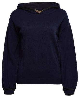 81 Hours Hollie Hoody with Cashmere and Wool