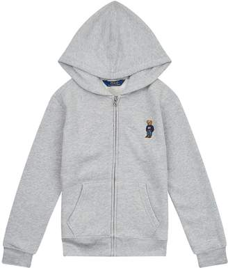 Polo Ralph Lauren Embroidered Bear Hoodie