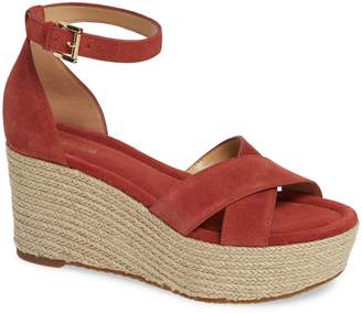 MICHAEL Michael Kors Desiree Jute Espadrille Wedge