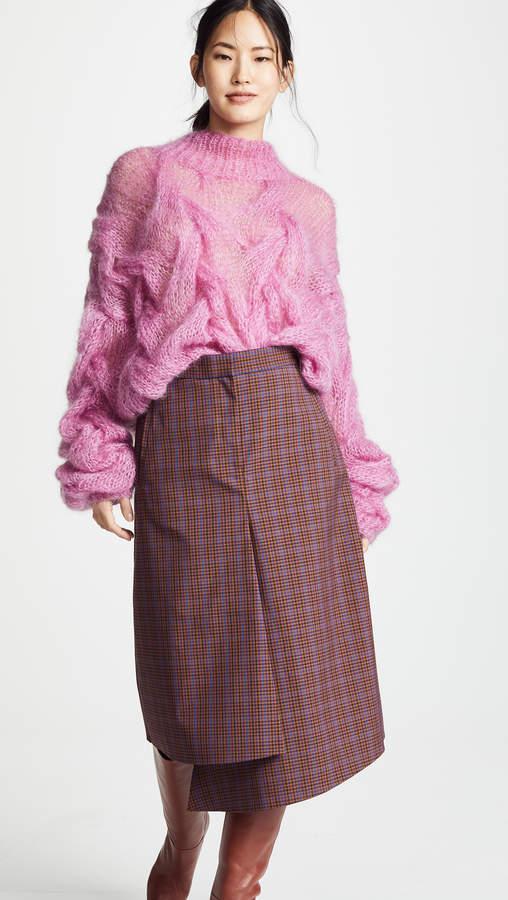 Oneonone Transparent Sweater
