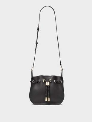 DKNY Alice Medium Leather Crossbody
