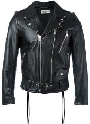 Saint Laurent signature motorcycle jacket