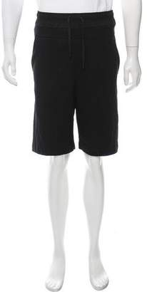 Public School Drawstring Jogger Shorts