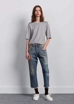 6397 Patch Blue Shorty Jeans Patch Blue