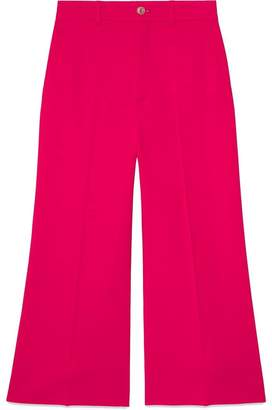 Gucci Stretch viscose culotte pant