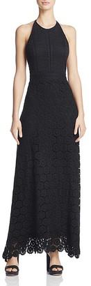 Theory Elizabetha Daisy Lace Dress $595 thestylecure.com