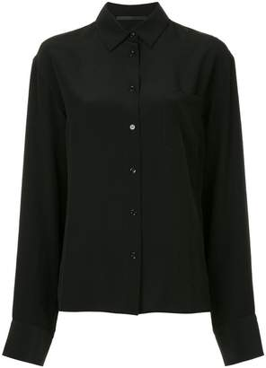 Haider Ackermann classic buttoned shirt