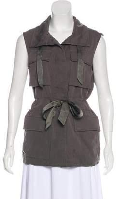 AllSaints Sleeveless Utility Vest