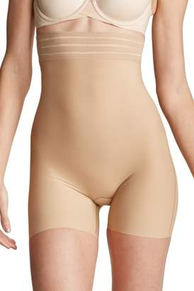 Spanx Shaping Micro High-Waist Girlshort (Plus Size Available)