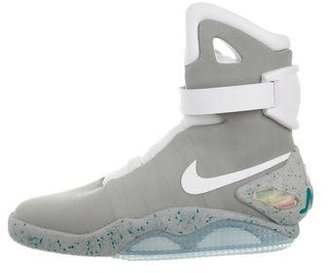Nike Air MAG Self-Lacing Sneakers w/ Tags $72,000 thestylecure.com