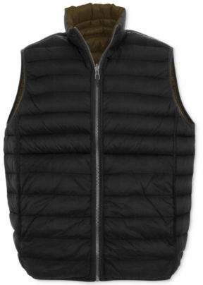 Hawke & Co Outfitters Men's Reversible Packable Vest