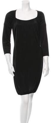 Yigal Azrouel Shift Knee-Length Dress