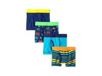 Trimfit 4-Pack Sports Cotton Tagless Boxer Briefs (Toddler/Little Kids/Big Kids)