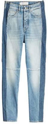 Golden Goose Two-Tone Skinny Jeans