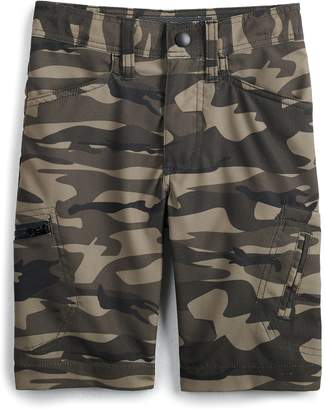 d6f5a81f1851cc Lee Boys 4-7x Grafton Camouflaged Shorts