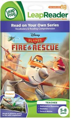 Leapfrog Disney Planes Fire & Rescue Read On Your Own Book LeapReader by