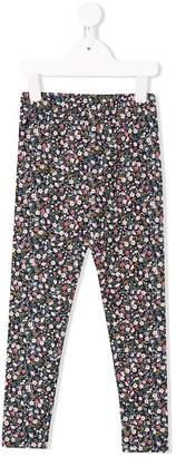 Ralph Lauren Kids floral print leggings