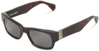 King Baby Studio Sunglasses Tortoise Driver E18-0012 Polarized Wayfarer Sunglasses