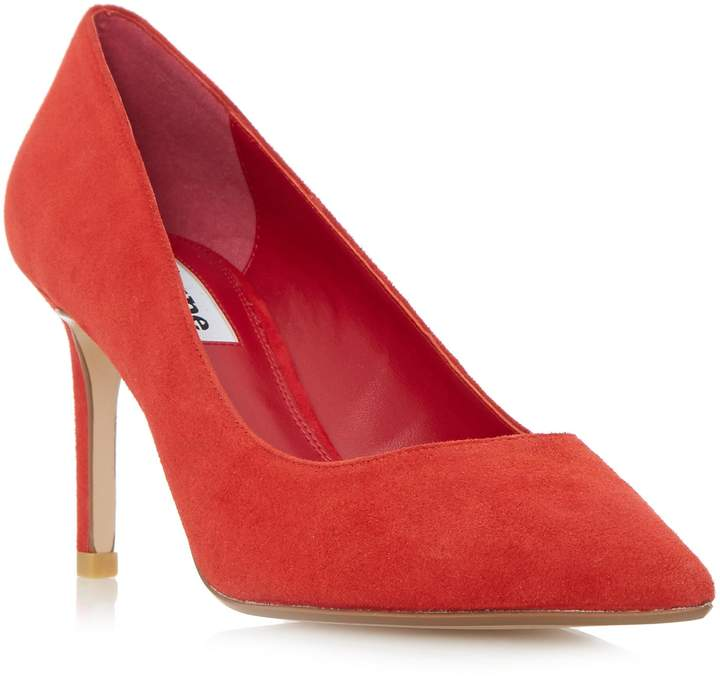 Red Shoes Mid Heel - ShopStyle Australia