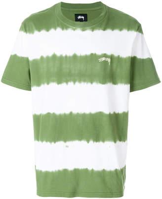 Stussy striped style T-shirt
