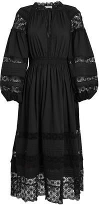 Ulla Johnson Ophelia Cotton Poplin Dress