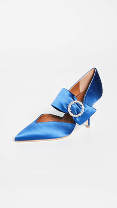 Malone Souliers Maite Crystal Ms Pumps 70mm