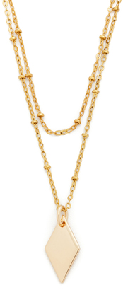 Vanessa Mooney The Babs Necklace $33 thestylecure.com