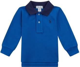 Ralph Lauren Contrast Collar Polo Shirt