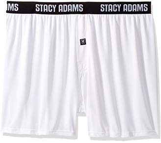 Stacy Adams Men's Big and Tall Boxer Short Sizes