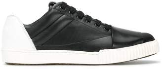 Marni paneled sneakers