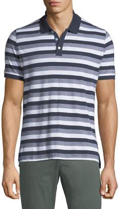 Original Penguin Men's Short-Sleeve Striped Shirt