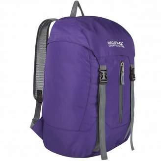 Regatta Purple 'Easypack' Packaway Rucksack