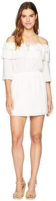 BB Dakota Bowser Off the Shoulder Dress Women's Dress