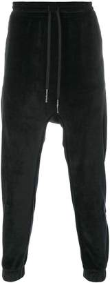 11 By Boris Bidjan Saberi drop-crotch track pants