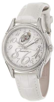 Hamilton Jazzmaster Lady Automatic Women's Automatic Watch H32495913