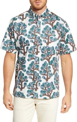 Reyn Spooner 2019 Commemorative Joshua Tree National Park Short Sleeve Button-Down Shirt