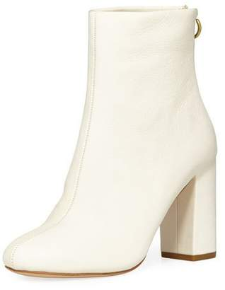 Joie Saleema Leather 90mm Bootie, Shell