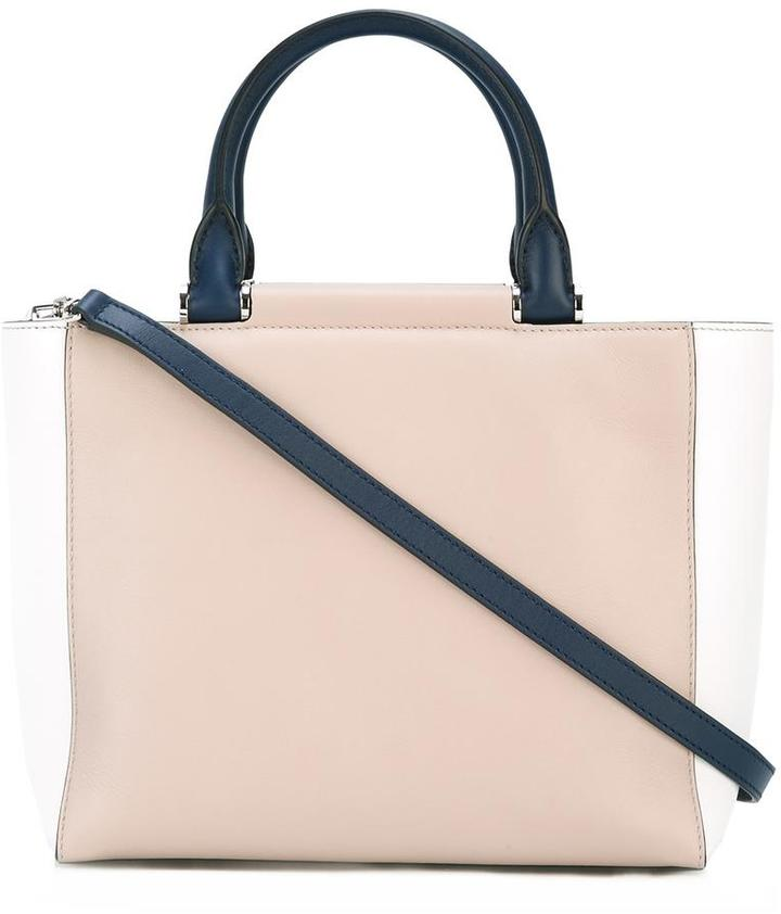 Max Mara Max Mara colour block tote