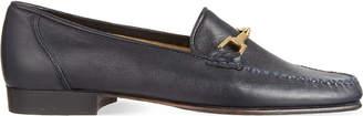 Carvela Womens Mariner Navy Loafers