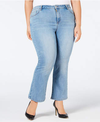 Style&Co. Style & Co Plus Size Ankle Boot-Cut Jeans