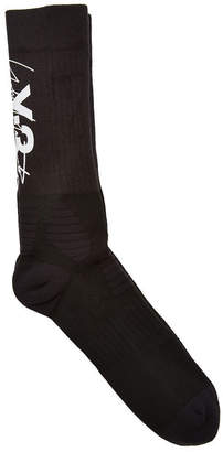 Y-3 Tube Socks with Cotton