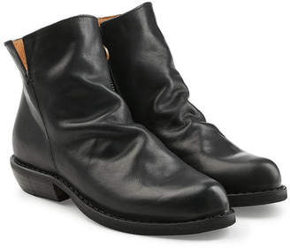 Fiorentini+Baker Chill Leather Ankle Boots