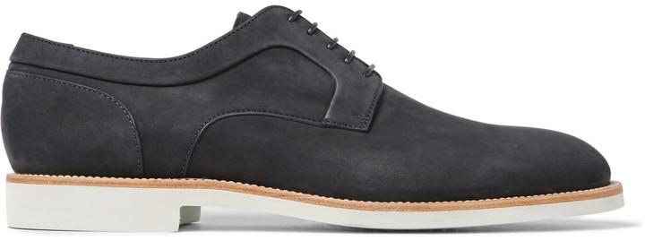 Hugo BossHugo Boss Ocean Nubuck Derby Shoes
