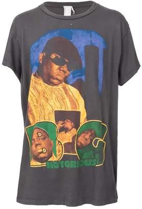 MadeWorn notorious b.i.g. tee shirt
