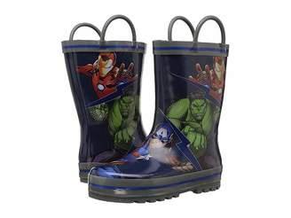 Favorite Characters Avengerstm Rain Boot (Toddler/Little Kid)